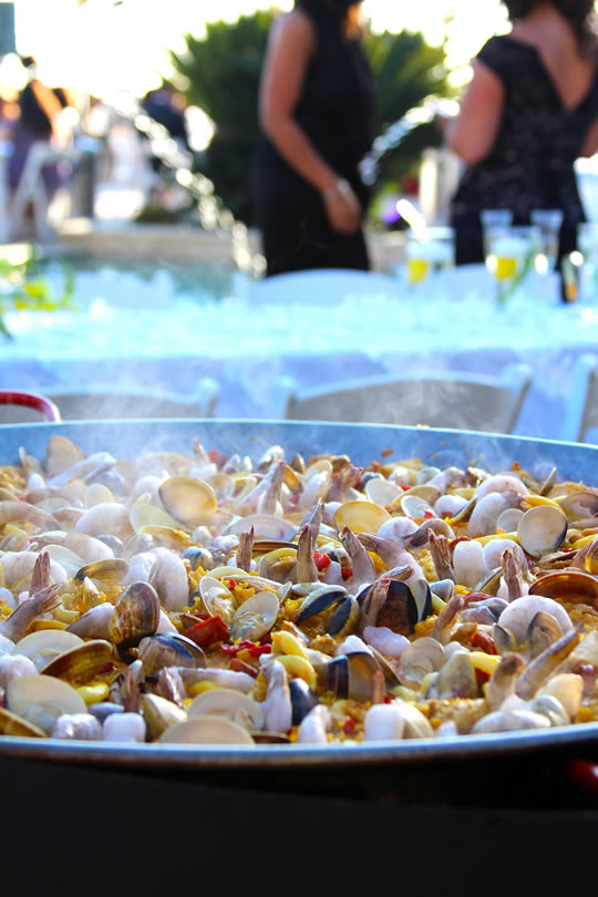 Social event for Socal Paella