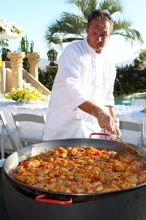 Aitor Beristain Paella Chef and founder